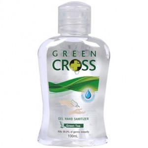 Gel rửa tay khô Green Cross hương Trà xanh (100ml)