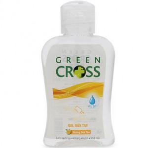 Gel rửa tay khô Green Cross hương Dưa Táo (100ml)
