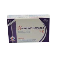 Thuốc kháng sinh Ofmantine - Domesco 1g (2 vỉ x 7 viên/hộp)