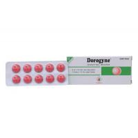 Thuốc kháng sinh Dorogyne (2 vỉ x 10 viên/hộp)