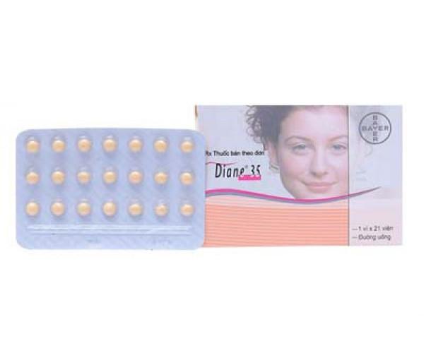 Thuốc tránh thai Diane 35