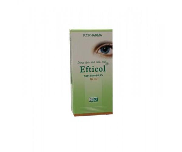 Thuốc nhỏ mắt – mũi Efticol 10ml (Chai dẹp)
