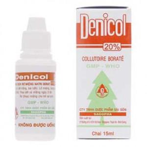 Denicol 20% (15ml)