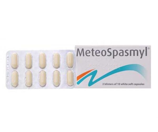 Thuốc điều trị rối loạn chức năng ruột Meteospasmyl (2 vỉ x 10 viên/hộp)