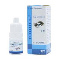 Thuốc nhỏ mắt điều trị viêm kết mạc Tobcol (5ml)