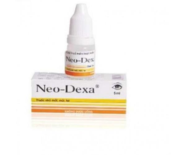 Thuốc nhỏ mắt Neo-Dexa (5ml)