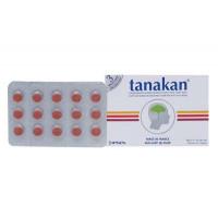 Thuốc điều trị suy giảm nhận thức và thần kinh cảm giác Tanakan 40mg (2 vỉ x 15 viên/hộp)