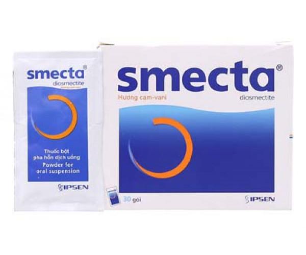 Thuốc bột trị tiêu chảy Smecta (30 gói/hộp)