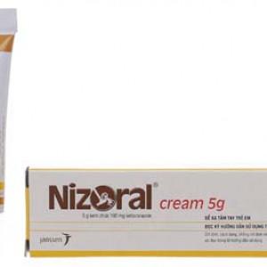 Kem điều trị nấm ngoài da Nizoral Cream (5g)