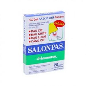 Salonpas (20 miếng/hộp)