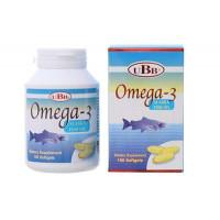 Viên uống bổ mắt Omega 3 UBB (100 viên/hộp)