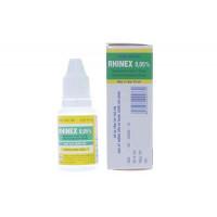 Thuốc nhỏ mũi giảm sung huyết Rhinex 0.05% (15ml)