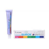Kem bôi trị viêm da có corticoid Silkron (10g)