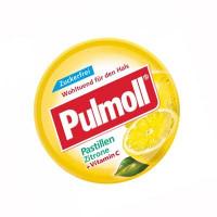 Kẹo ngậm ho Pulmoll Pastillen Zitrone + Vitamin C (50g/hộp)