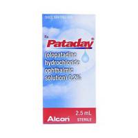 Thuốc nhỏ mắt Pataday Drop 0.2% (2.5ml)