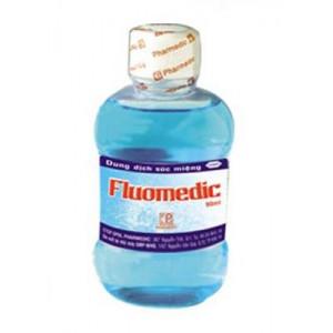 Dung dịch súc miệng Fluomedic (Chai 90ml)