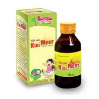 Sirô yến sào giúp trẻ ăn ngủ ngon Kid's Nest tâm sen (120ml)