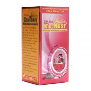 Sirô yến sào cho trẻ biếng ăn Kid's Nest (120ml)