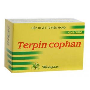 Terpin cophan MKP (10 vỉ x 10 viên/hộp)