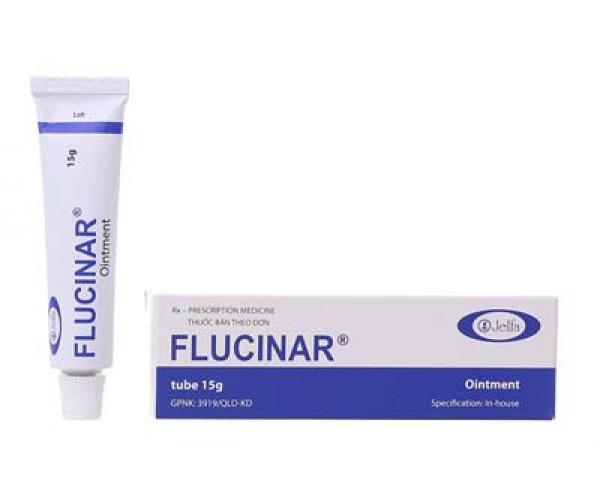 Kem bôi trị viêm da Flucinar (15g)