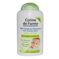 Gel gội và tắm cho bé Corine de Farme (Chai 250ml)