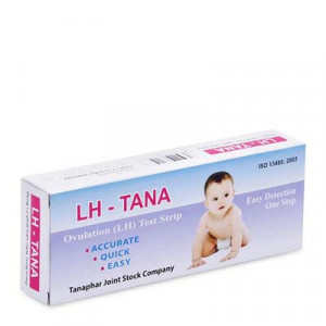 Dụng cụ xác định ngày rụng trứng LH – Tana