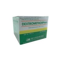 Dextromethorphan 15mg F.T Pharma (20 vỉ x 30 viên/hộp)