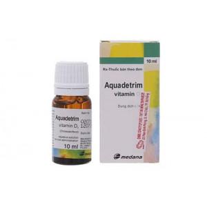 Aquadetrim Vitamin D3 (10ml)