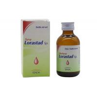 Siro điều trị viêm mũi dị ứng Lorastad Sp. (60ml)
