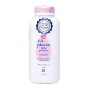 Phấn thơm Johnson Baby Powder Blossom (100g)