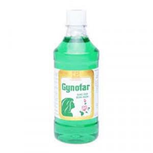 Dung dịch vệ sinh phụ nữ Gynofar (500ml)