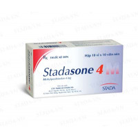Thuốc kháng viêm Stadasone 4mg (10 vỉ x 10 viên/hộp)