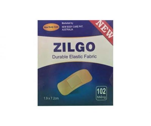 Băng cá nhân Zilgo (102 miếng/hộp)