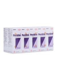 Dung dịch sát khuẩn Povidine 10% (10 chai x 20ml/lốc)