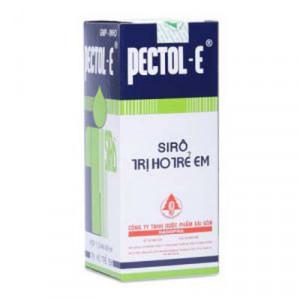 Siro trị ho cho trẻ em Pectol-E (90ml)