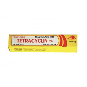 Tetracyclin 1% Quapharco (5g)