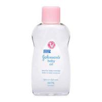 Dầu massage và dưỡng ẩm Johnson Baby (200ml)