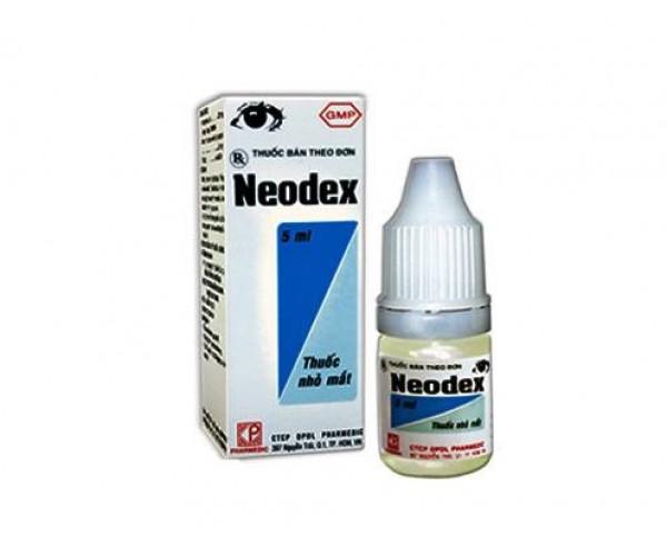 Thuốc nhỏ mắt Neodex (5ml)