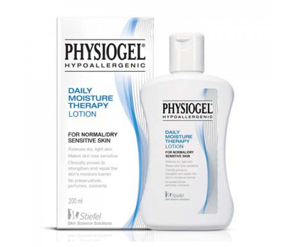 Sữa dưỡng ẩm toàn thân Physiogel Hypoallergenic Daily Moisture Therapy Lotion (200ml)