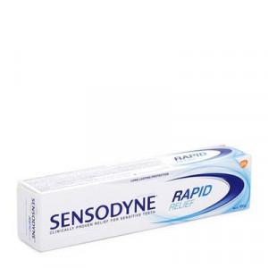 Kem đánh răng giảm ê buốt hiệu quả Sensodyne Rapid Relief (100g)