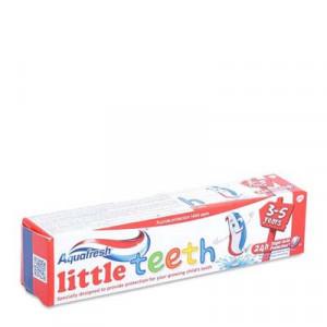 Kem Đánh Răng Aquafresh Little Teeth Toothpaste 3 – 5T 50ml