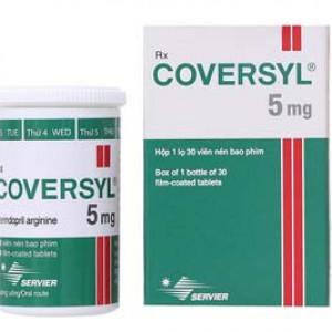 Coversyl 5mg (30 viên/chai)