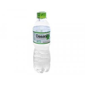 Nước uống đóng chai Dasani 350ml