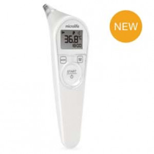 Nhiệt kế hồng nại đo tai Microlife IR210