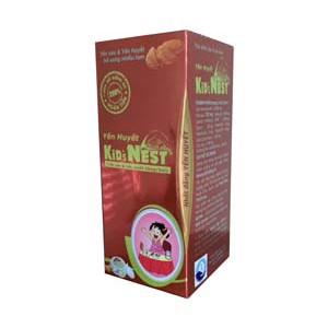 Sirô cho trẻ biếng ăn Kid's Nest yến huyết (120ml)
