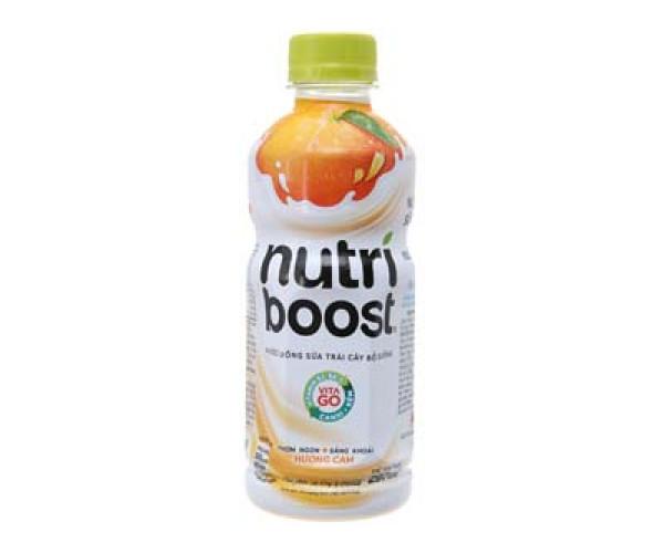 Sữa trái cây Nutriboost hương cam 297ml