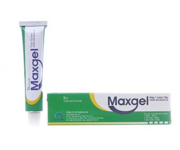 Kem bôi trị viêm da Maxgel (10g)