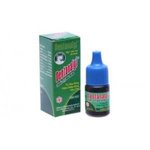 Cồn thuốc trị đau răng, viêm nướu, nha chu Dentanalgi (7ml)