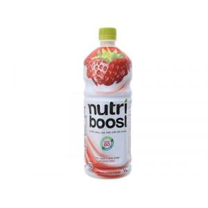 Sữa trái cây Nutriboost hương dâu 297ml