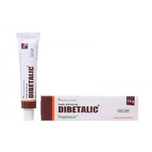 Kem điều trị viêm da dị ứng Dibetalic (15g)